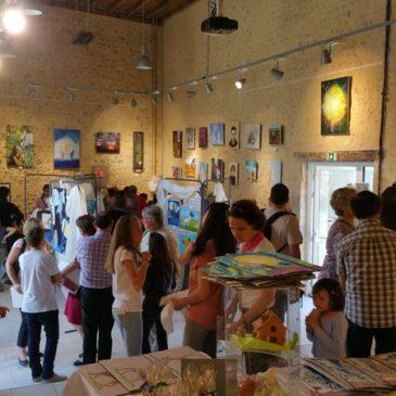 Atelier d'Art de Prasville menacé de fermeture imminente